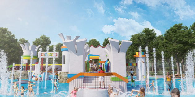 $3m marine kingdom for little ones coming to Calypso Theme Waterpark