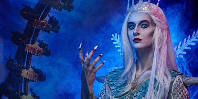 Halloween at Theme park Toverland: more dark magic than ever