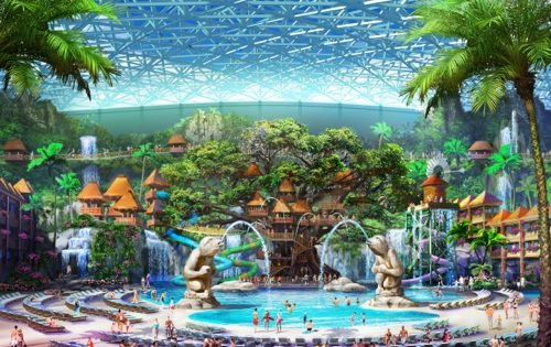 ITEC Entertainment: designing the theme parks of the future