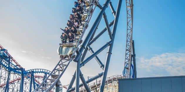 All you can eat, drink and ride at Blackpool Pleasure Beach