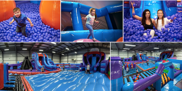 Leading leisure attraction Inflata Nation to launch two new sites