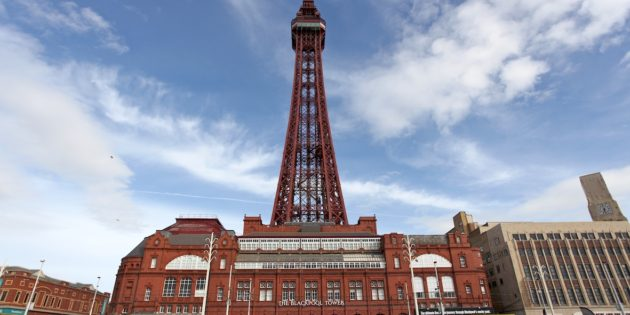 New entertainment suite in The Blackpool Tower's 125th year