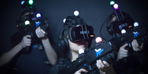 Zero Latency sets industry record with 8-player free roam VR gaming