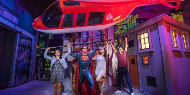 Justice League: A Call for Heroes opens at Madame Tussauds Orlando