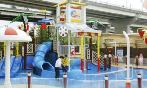 Legoland Japan introduce new cool water play area