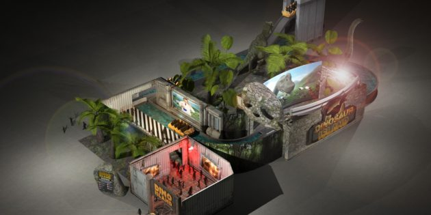 Simworx and Interlink team up to create 'world first' Immersive Superflume attraction