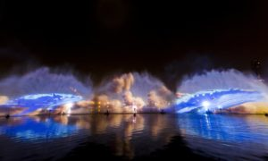 Laservision's latest Dubai attraction awarded Guinness World Record for a second time