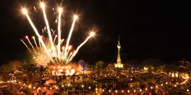 Magical Evenings return at Toverland