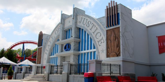 Justice League: Battle for Metropolis Opens at Six Flags Over Georgia