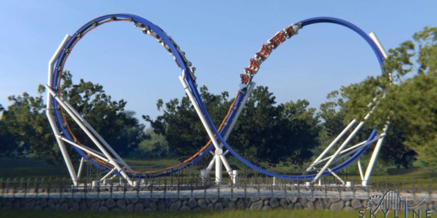 Skyline Attractions sells first Skywarp
