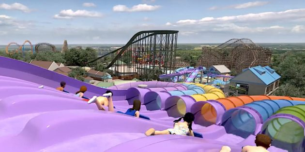 Hersheypark plans two new water attractions