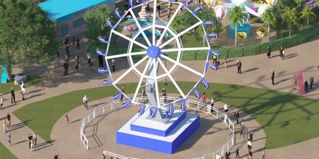 Name selected for Dreamland's newest ride