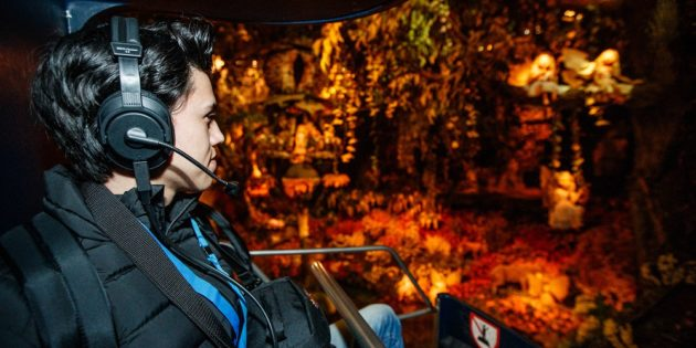 New virtual experience at Efteling
