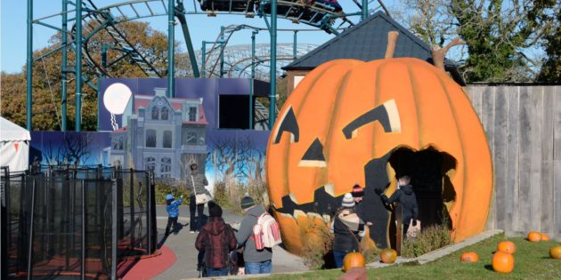 Oakwood adds new attractions for 2019 Spooktacular