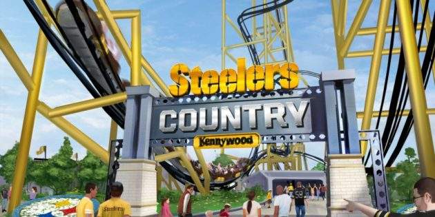 Parques Reunidos to develop Steelers Country at Kennywood