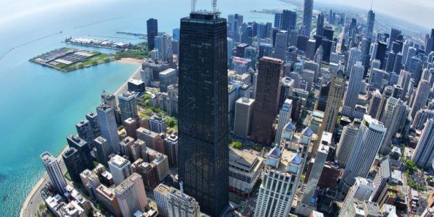 Picsolve announce new partnership with 360 Chicago Observation Deck