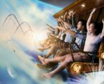 Project V –Europe's largest flying theatre