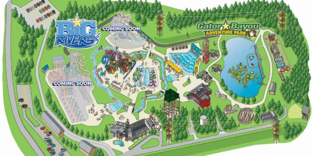 Projects delayed at Big Rivers Waterpark