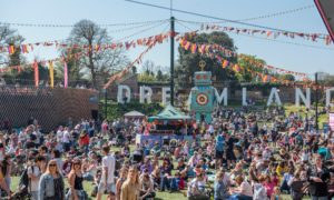 Dreamland will stay free to enter for 2019 after welcoming 100,000 Easter visitors