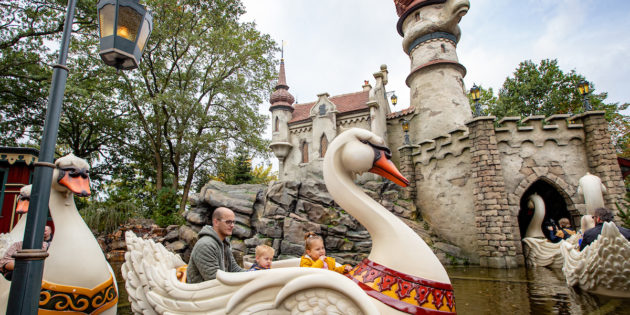 First visitors experience Efteling's newest fairytale