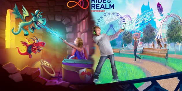 Holovis launches Ride and Realm at IAAPA 2017