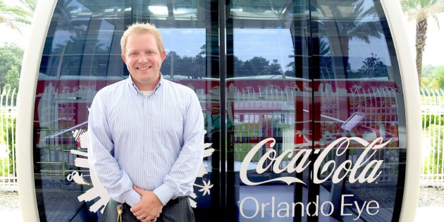 Kristensen named at Orlando Eye