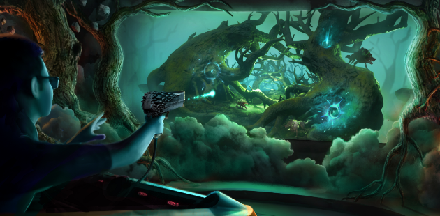 TRIOTECH to create Dragon's Spell interactive dark ride for Vinpearl Land Phú Quốc theme park, Vietnam
