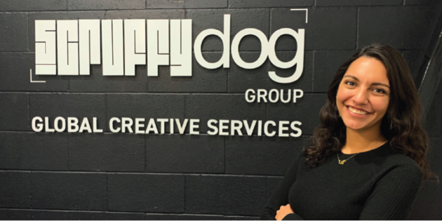 Scruffy Dog appoints new art director to London studio