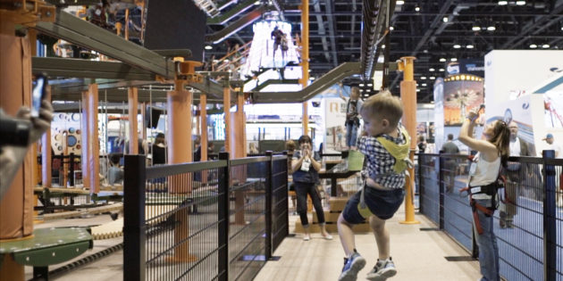 Sky Rail adds thrills to Sky Tykes