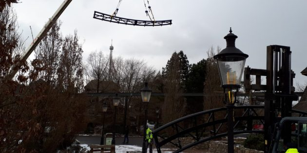 Spring cleaning and surprises at Heide Park
