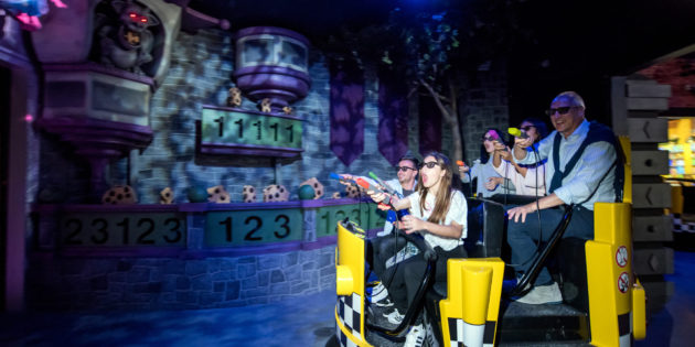 Street Mission, Europe's first ever dark ride inspired by Sesame Street opens at PortAventura World