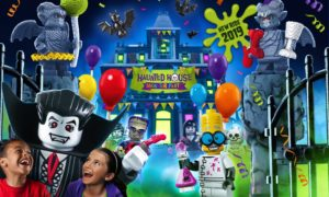 Legoland Windsor announces opening date for new haunted house monster party ride