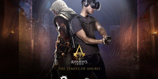 Triotech unveil free-roaming Assassin's Creed adventure for its VR Maze