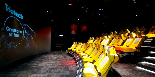 Triotech attractions open at Resorts World Genting's Skytropolis Indoor Theme Park