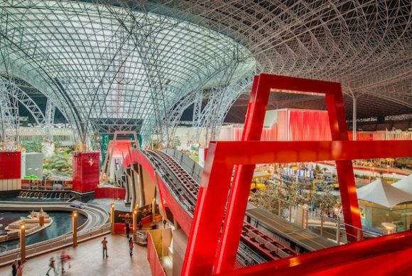 Turbo Track launches at Ferrari World Abu Dhabi