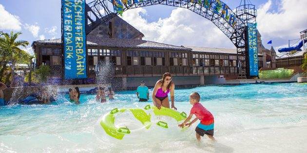 Schlitterbahn weathers hurricane Harvey