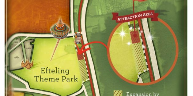 Efteling to expand and open a new attraction in 2020