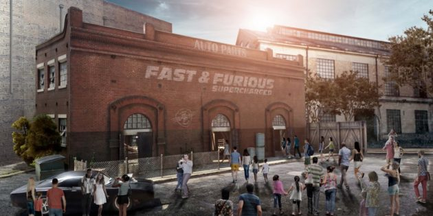 Behind-the-scenes at Universal Orlando's Fast & Furious – Supercharged