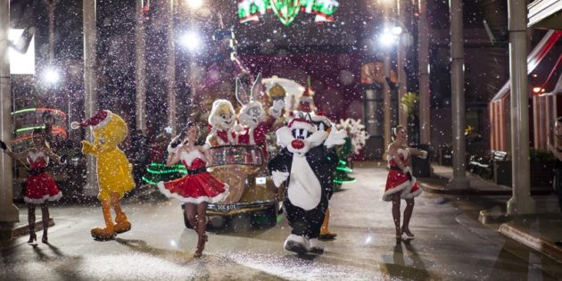 White Christmas at Warner Bros. Movie World