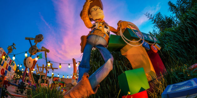 Disney confirms plans for Toy Story Land Shanghai