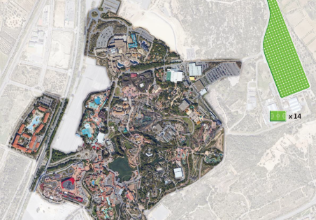 PortAventura World to become the home of Europe's largest solar park