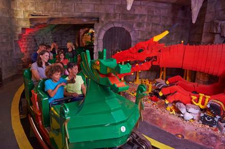 The LEGOLAND Windsor Resort is opening for the first time in February half term 2020
