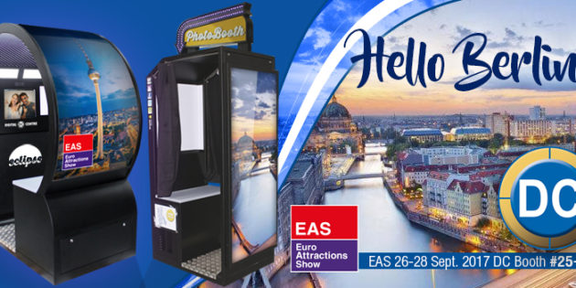 Digital Centre will show you how to brighten up locations at EAS 2017