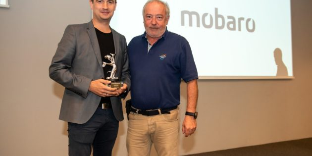 PortAventura World presents Mobaro with award